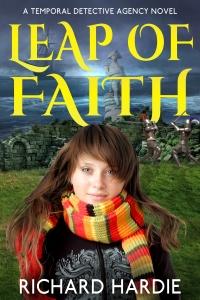 Richard Hardie~Leap Of Faith ecover